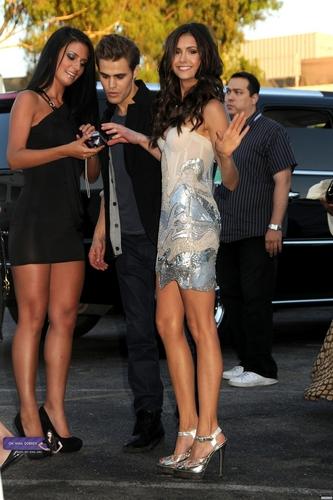 Nina & Paul