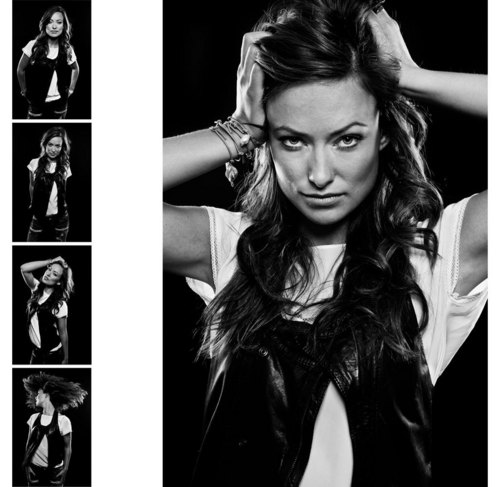 Olivia Wilde ~ 2009 Mat Szwajkos Photoshoot