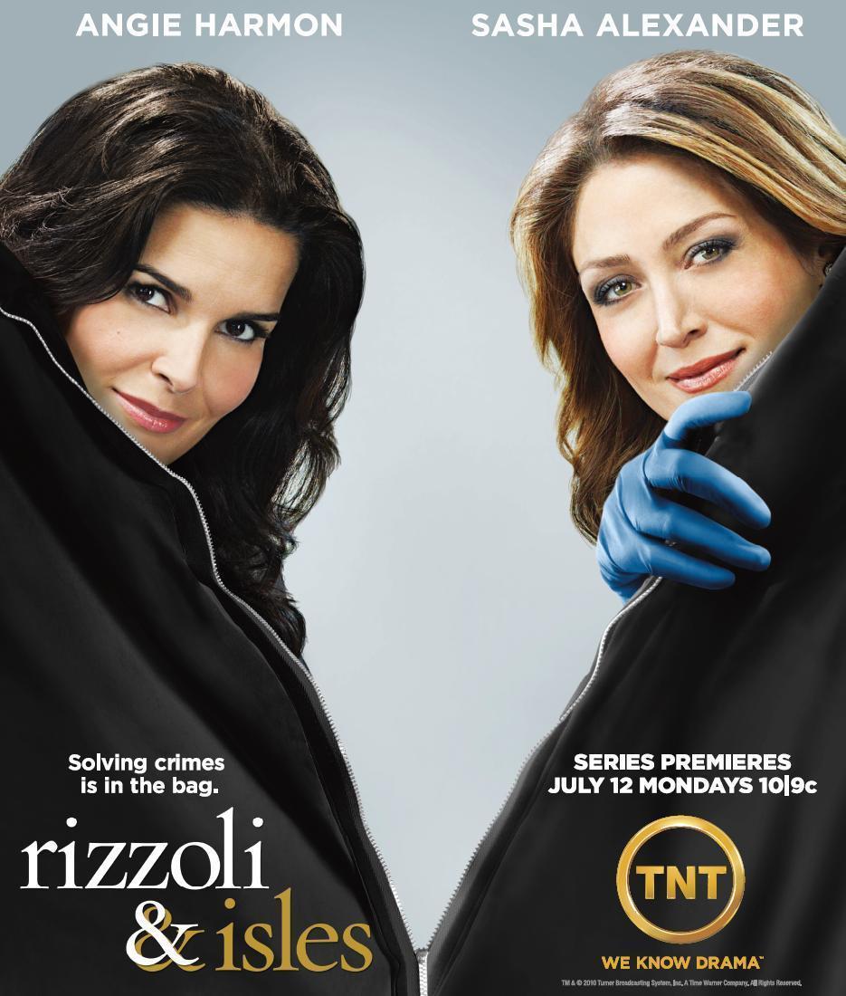 Rizzoli & Isles Poster - Rizzoli & Isles Photo (14693415) - Fanpop ...