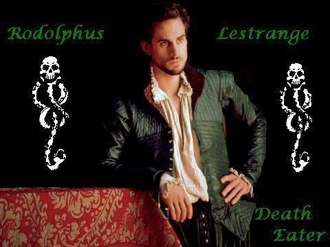 Беллатриса Лестрейндж Обои entitled Rodolphus Lestrange- unofficial cast