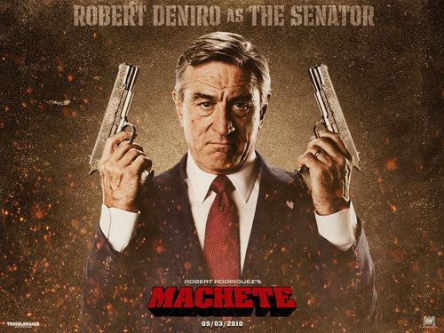 Senator McLaughlin Hintergrund