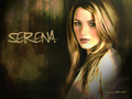 tv-female-characters - Serena - Gossip Girl wallpaper