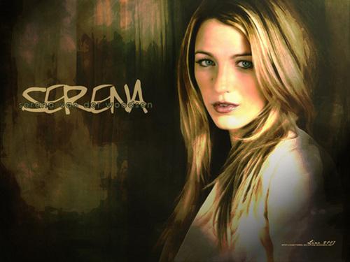 Serena - Gossip Girl