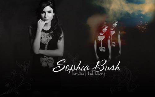 Sophia Bush.