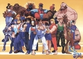 Street Fighter gang