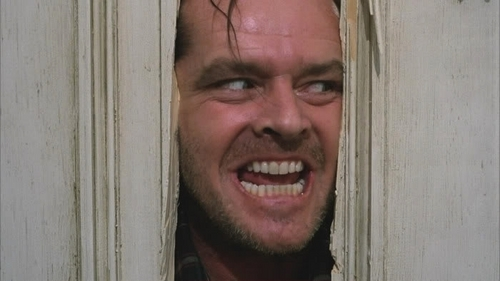 The Shining wallpaper called Heres......Johnny!!