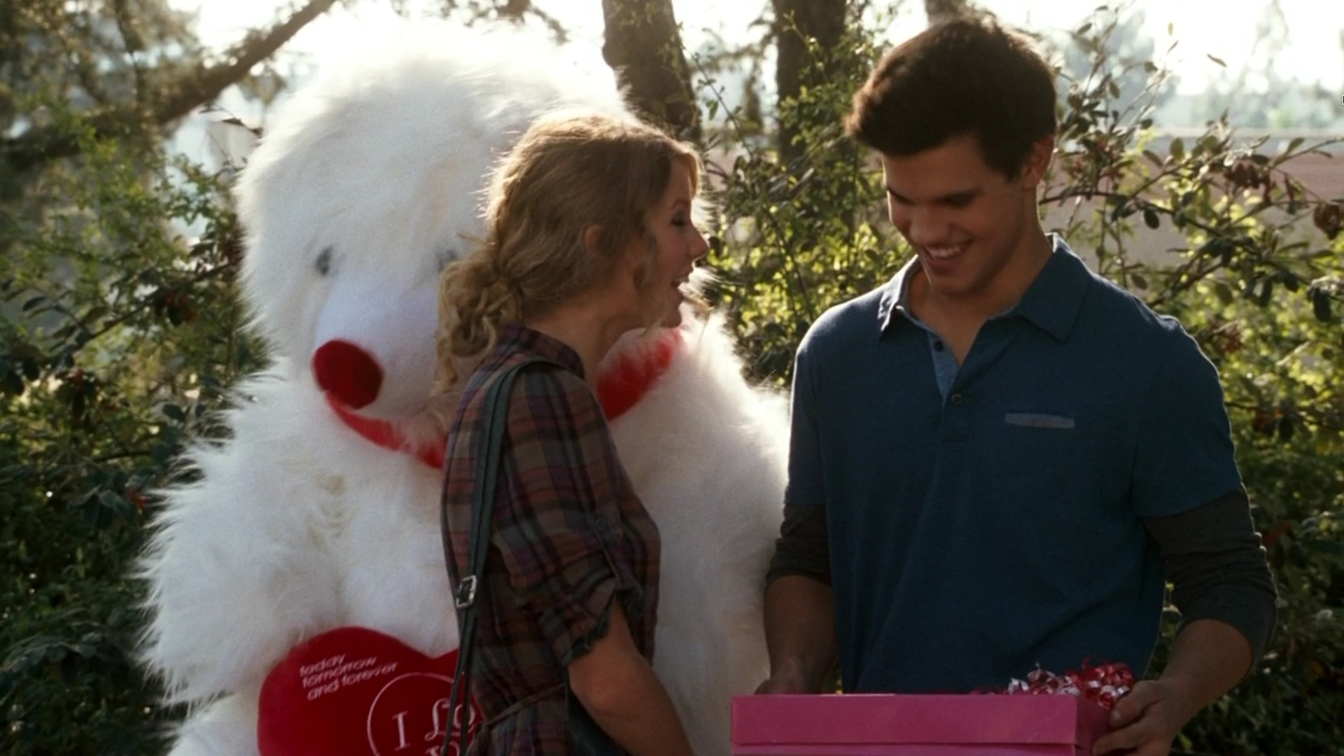 Valentine S Day Taylor Lautner And Taylor Swift Image