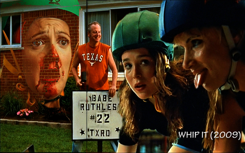 filmes wallpaper called Whip It