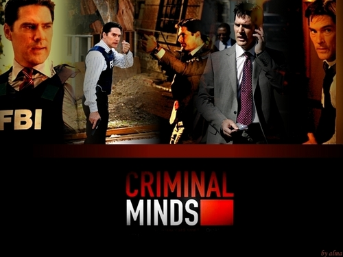 hotch - criminal-minds Wallpaper