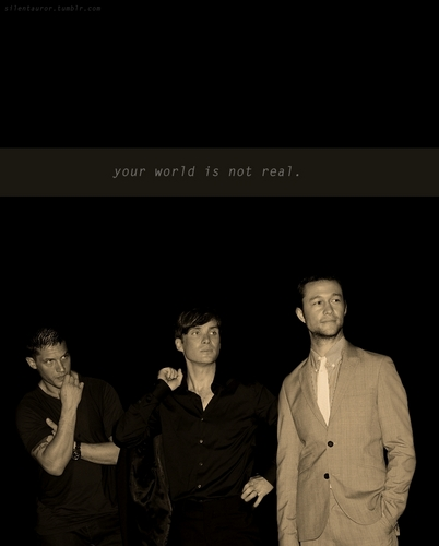 your world is not real.