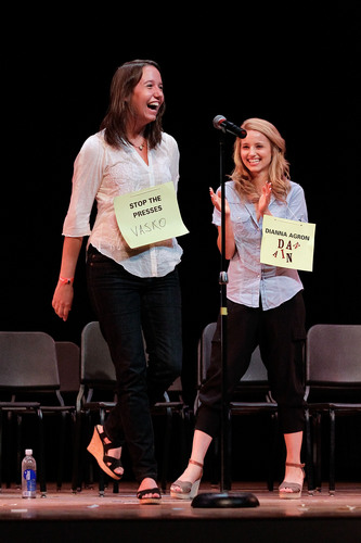 """""""A Spelling Bee For Cheaters"""" Benefit Event"""