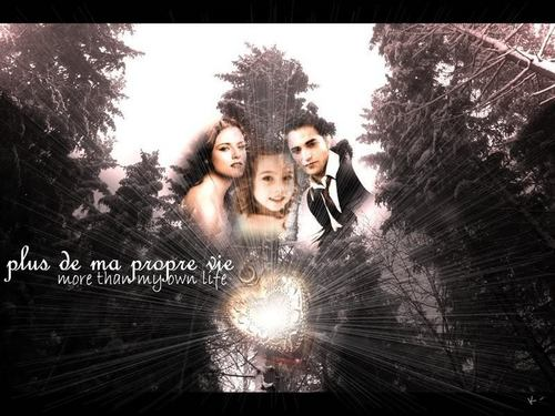 ~Edward, Bella, & Renesmee~