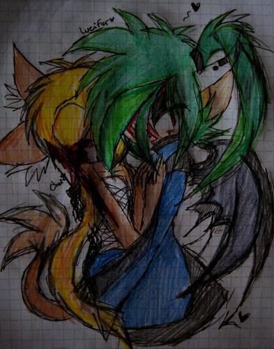 .:Gift:. Cheri X Lucifer - My, my bad boy! o3o