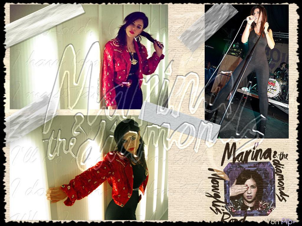 -+-+-Marina Diamandis-+-+-Marina and the Diamonds-+-+-