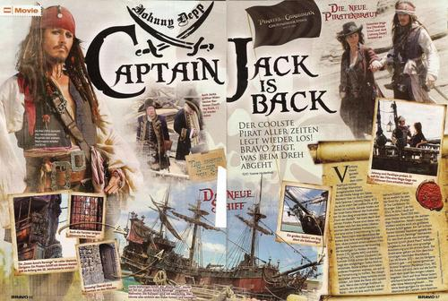 Pirates of the Caribbean wallpaper entitled  Pirates of the Caribbean 4