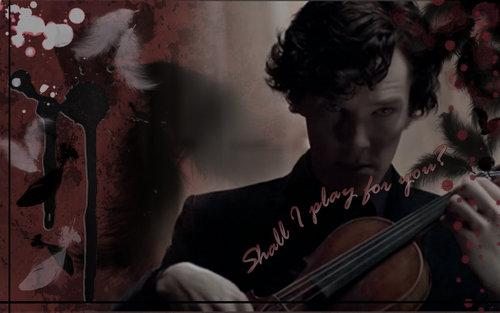 """Scary"" Sherlock"