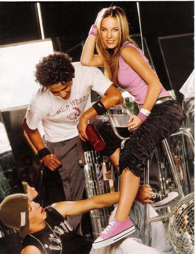 2004 Photoshoot to Andrea Magazine