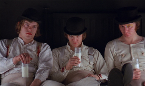 A Clockwork Orange wallpaper titled A Clockwork Orange
