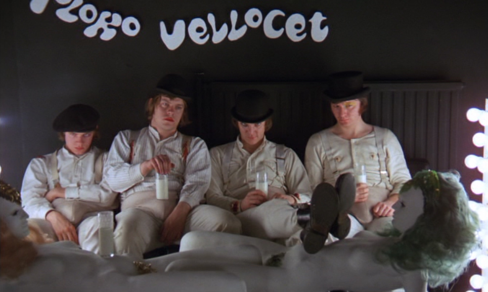 a clockwork orange a critical analysis A clockwork orange: stanley kubrick film discusses the philosophical arguments of free will, just punishment and political coercion,.