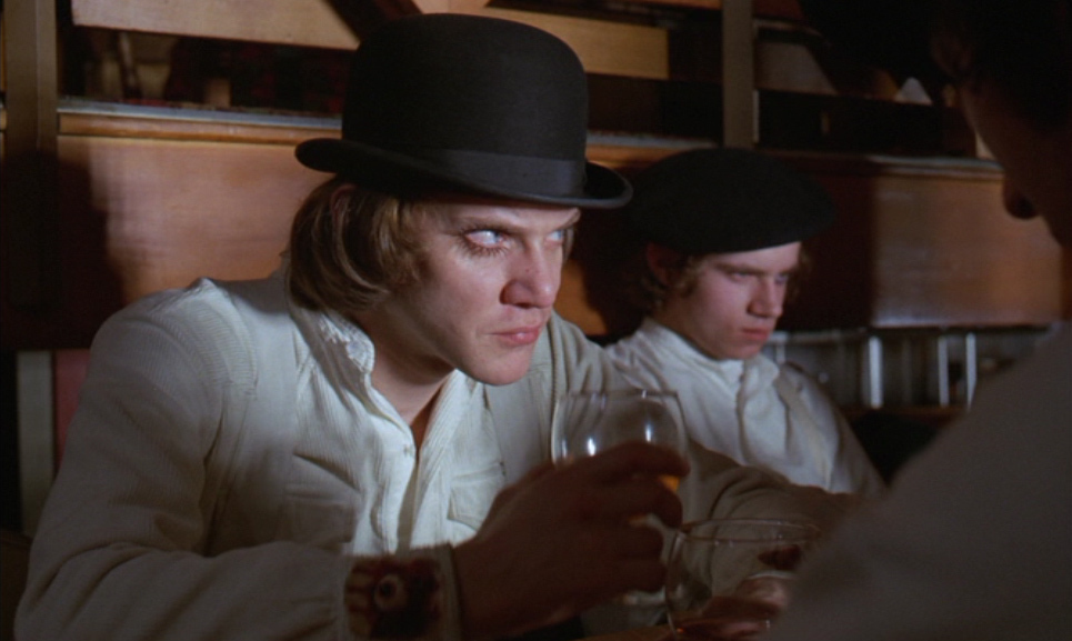 Clockwork Orange DVD