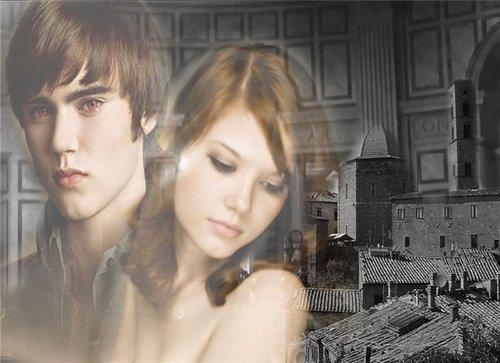 Alec & Renesmee