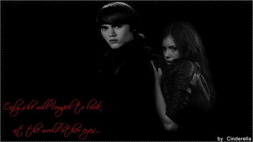 Alec & Renesmee(my fan Art)