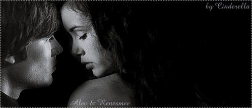 Alec & Renesmee (my fan Art)