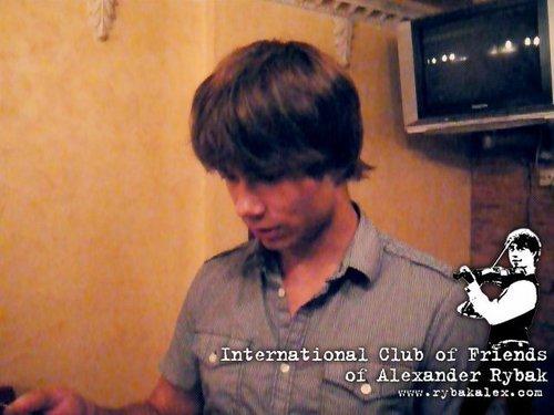 Alex in Kiev