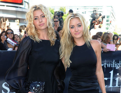 Amanda & Aly