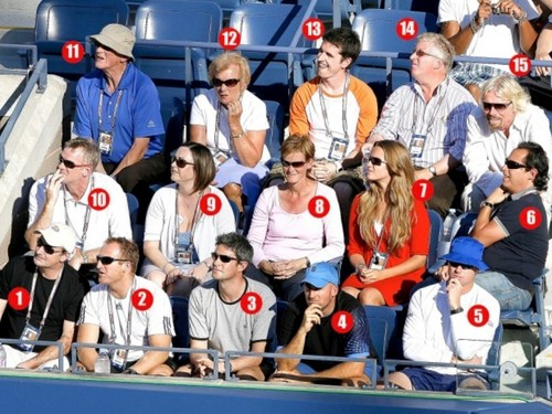 Andy Murray team