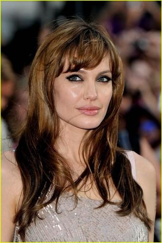 Angelina Jolie @ Salt London Premiere