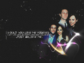 Arthur&Ariadne - inception-2010 wallpaper