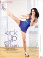 Ashley Greene in August 2010 issue of Shape - twilight-series photo