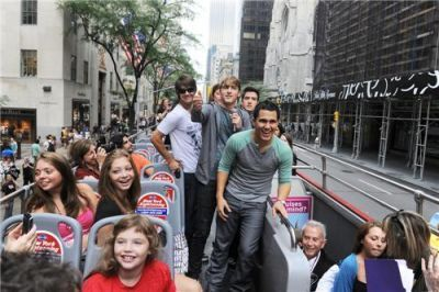 BTR in NYC
