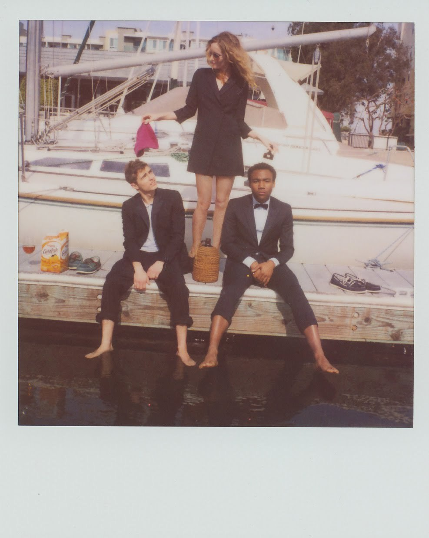 Band of Outsiders Photoshoot