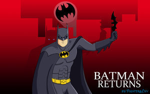 batman Returns fan Art