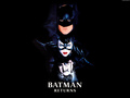 Batman Returns Character Wallpaper