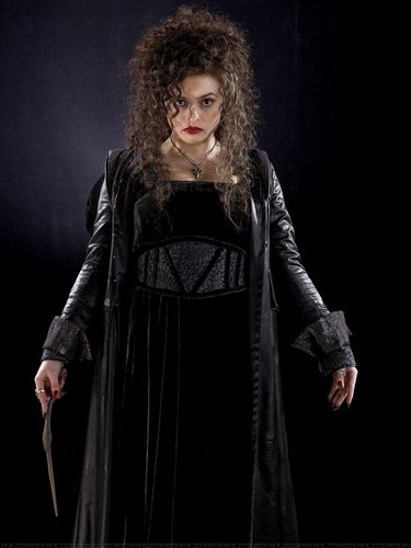 Bellatrix Lestrange fond d'écran entitled Bellatrix