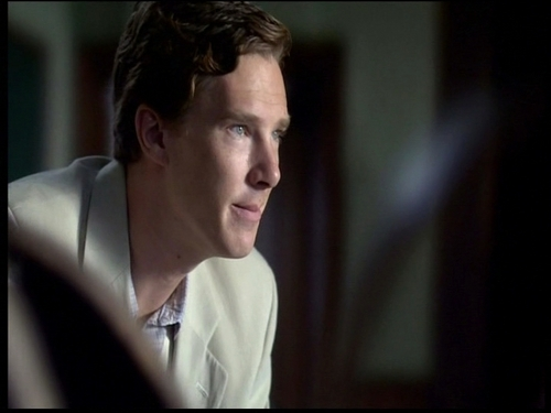 Benedict in Miss Marple: Murder is Easy - benedict-cumberbatch Screencap