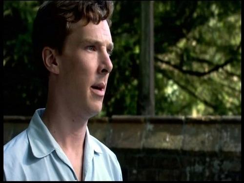 Benedict Cumberbatch kertas dinding titled Benedict in Miss Marple: Murder is Easy