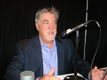 Bruce McGill @ the R&I press junket