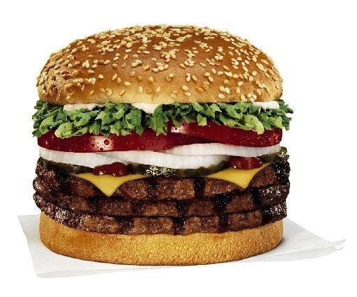 Burger King food - Fast Food Photo (14727705) - Fanpop