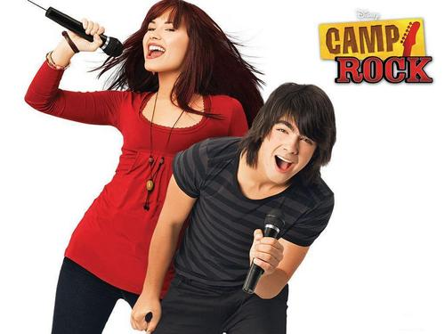 Camp Rock Wallpaper