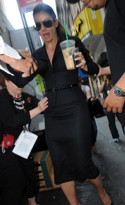Celebrities and Starbucks