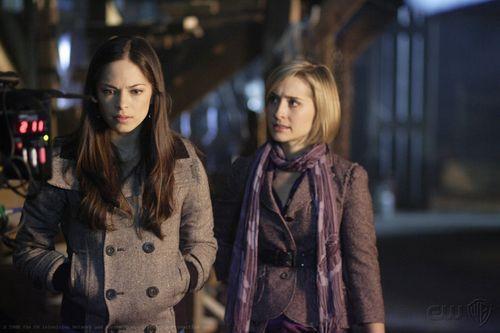 Chloe & Lana - Smallville