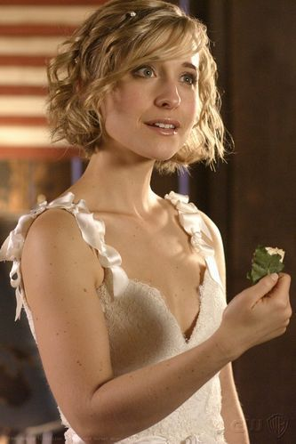 tv babaeng tauhan wolpeyper called Chloe Sullivan - Smallville
