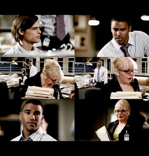 Criminal Minds.