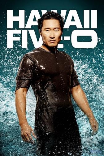 DANIEL DAE KIM- Hawaii 5-0 Promo ছবি