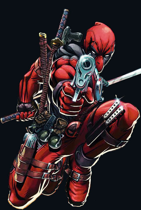 Marvel Comics Immagini Deadpool Hd Wallpaper And Background Foto