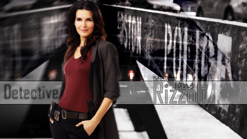 Det Jane Rizzoli - rizzoli-and-isles Wallpaper